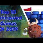 Top 10 des jeux attendus pour 2019 par Zee (the dice tower)