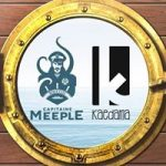 Capitaine Meeple a son jeu de société : bienvenue à bord de la team Kaedama
