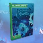 La découverte de l'Atlantide, c'est le 2me livre de la gamme Ma première aventure