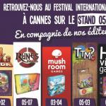 Le programme des Pixie Games au FIJ 2019