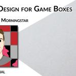Conception graphique des boites de jeux