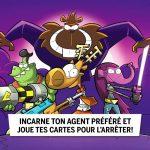 Concours chez Scorpion Masqué : L'agent Jean