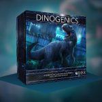 JeuDeClick : DinoGenics, un jeu avec de vrais meeple'osaures !