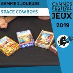 Video Ludovox : Gamme 2 joueurs de Space Cowboys