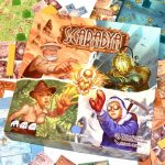 [J2S] Scarabya – Blue Orange – Carnet des Geekeries