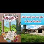 Akrojeux : we jeux en gite/ferme équestre (Sud Ouest)