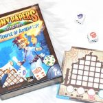 [REVIEW J2S] Penny Papers Adventures – Sit Down & Atalia – Carnet des geekeries