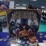 La minute Game : Victorian Masterminds