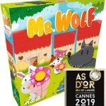 Mr WOLF – Jeu de société  chez Les Dragons Nains