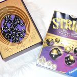 [REVIEW J2S] Strike – Ravensburger – Carnet des geekeries