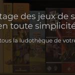 Le partage des jeux à grande échelle, c'est maintenant avec Coludik v2