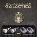 Asynchron localise Battlestar Galactica, Starship Battles