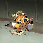 En anglais: Interview de l'illustrateur Kyle Ferrin (Root)