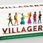 Infos du jour sur BGG : notamment Villagers chez Gigamic