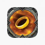 Lord of the rings : Journeys in Middle-earth dispo sur iOS /