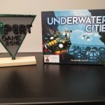 Underwater cities rafle un 3eme prix