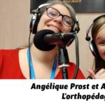 FIJ Anick Pelletier et Angelique Prost