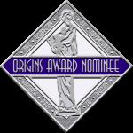 Liste des nominés aux trophées Origins!