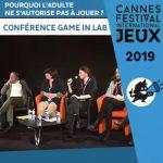 Ludovox vidéo: Conférence Game In Lab