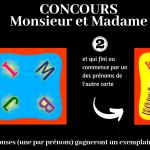 Concours Monsieur & Madame chez Blackrock Games