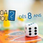 Nos jeux de société dès 8 ans – Jeux familiaux – Akoa Tujou