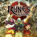 Concours: Début Juin, Runes Editions fêtera ses 5 ans