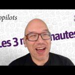 3 minutonautes ep39 : Coopilots et le nom des jeux