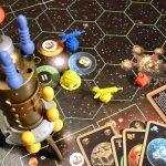 The Starfarers of Catan en reprint avec améliorations pour Essen