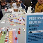 RV Rigal au festival Alchimie (Toulouse) avec un proto