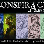 Bombyx: Conspiracy et info sur PEL
