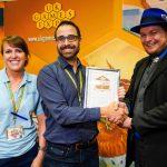 Decrypto et Zombie Kidz Évolution remportent un prix à la UK Game expo