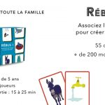 Rébus ! jeu de cartes pour jouer avec le mot et les images