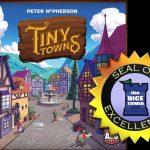 Lucky Duck Games localise Tiny Towns pour la fin d'année