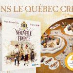 Nouvelle France: le jeu est sublime