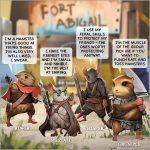 Plaid Hat Games annonce les suites de Jerry Hawthorne (Mice & Mystics)