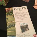 Caylus 14 ans après devient Caylus 1303