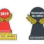 Spiel des Jahres : Just One (jeu de l'année 2019) et Wingspan (connaisseur  2019)