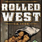 Rolled West review : roll et write de chez TMG