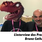 FIJ Cannes 2019 L'interview des Proxi-Mômes : Buno Cathala