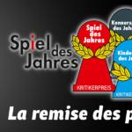 Spiel des Jahres : La remise des prix à Berlin