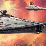 Star Wars: Armada (2 nouveaux vaisseaux)