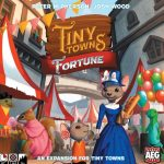 GenCon : extension de Tiny Towns : fortune