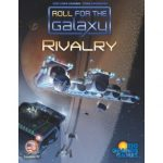 Sortie anglaise : Roll for the galaxy : rivalry