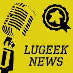 Ludovox : LuGeek news numéro 101 : podcast de news!