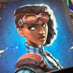 Une illustration de Biboun sur un futur jeu de Iello (FIJ 2020)