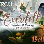 Everdell Spirecrest and Bellfaire sur KS encore 13 jours