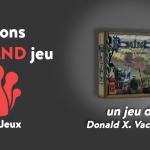 Sortons Le Grand Jeu : Dominion