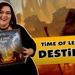 KICKSTARTER _ Time of Legends : Destinies