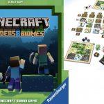 Minecraft en jeu de plateau !