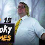 Top 10 des jeux pour Halloween